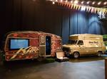 Hire mobile Karaoke Booth Caravan London