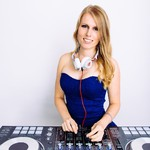 Female DJ Sparx hire corporate wedding
